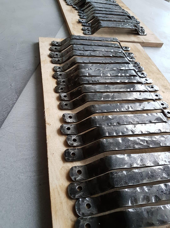 handgrepen gerrit met hout