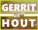 Gerrit met Hout Logo